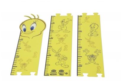 2D foam pieces = 3 x th 3 mm x (W105 x L370) inclusive Selfadhesive. Top of chart custom design - all others standard.