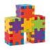 Castle construction - Smart Cube foam puzzles