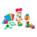 Happy Cube Pro 6-pack with 6 foam cube puzzles and some cubed.