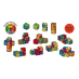 All with a Little Genius puzzle cube 6-pack !
