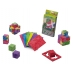 Marble Cube 6-pack with 6 foam EVA puzzles (flat and cubed) and some other possible puzzle constructions.