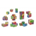 Some of many Marble Cube puzzle combinations.