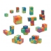 Some of many Profi Cube foam puzzle combinations.